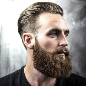 Beard and Male Grooming